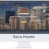 Mẫu Sore Home Blogger