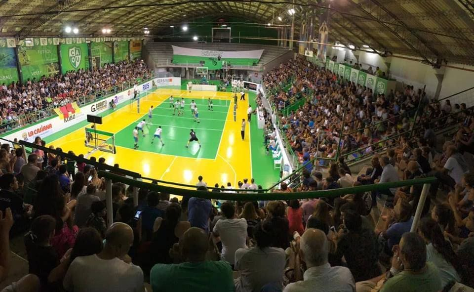 Mar del Plata será la sede de la Copa Argentina de vóleibol en diciembre