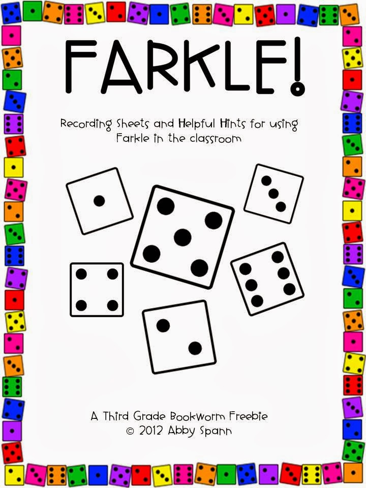 http://thirdgradebookworm.blogspot.com/2013/03/friday-farkle-freebie-updated.html