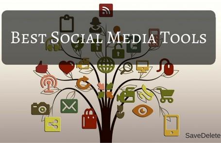 أفضل أدوات وسائل الإعلام الاجتماعية في 2016
