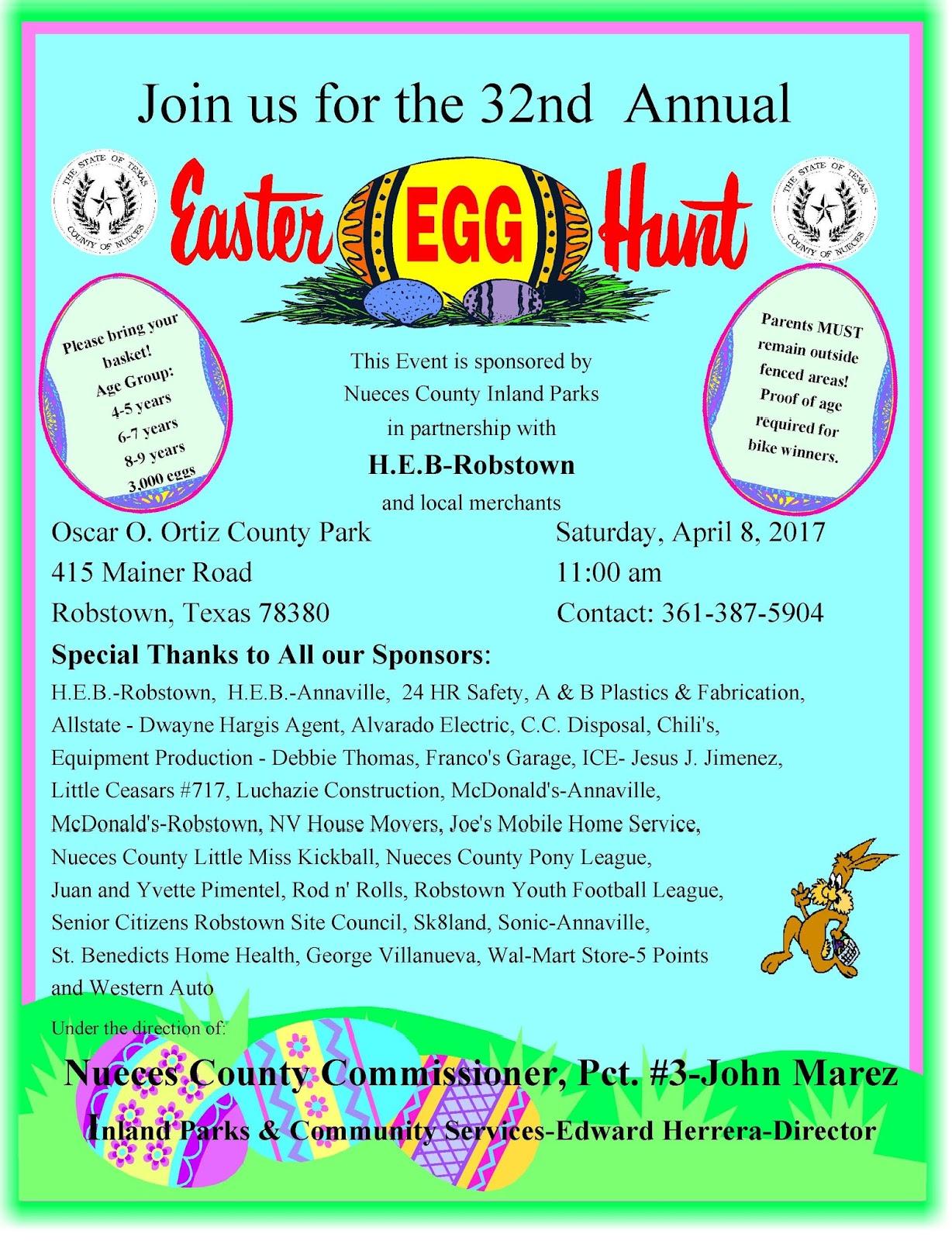 Corpus Christi Fun for Kids Easter Fun 2017 | Corpus Christi Fun for ...