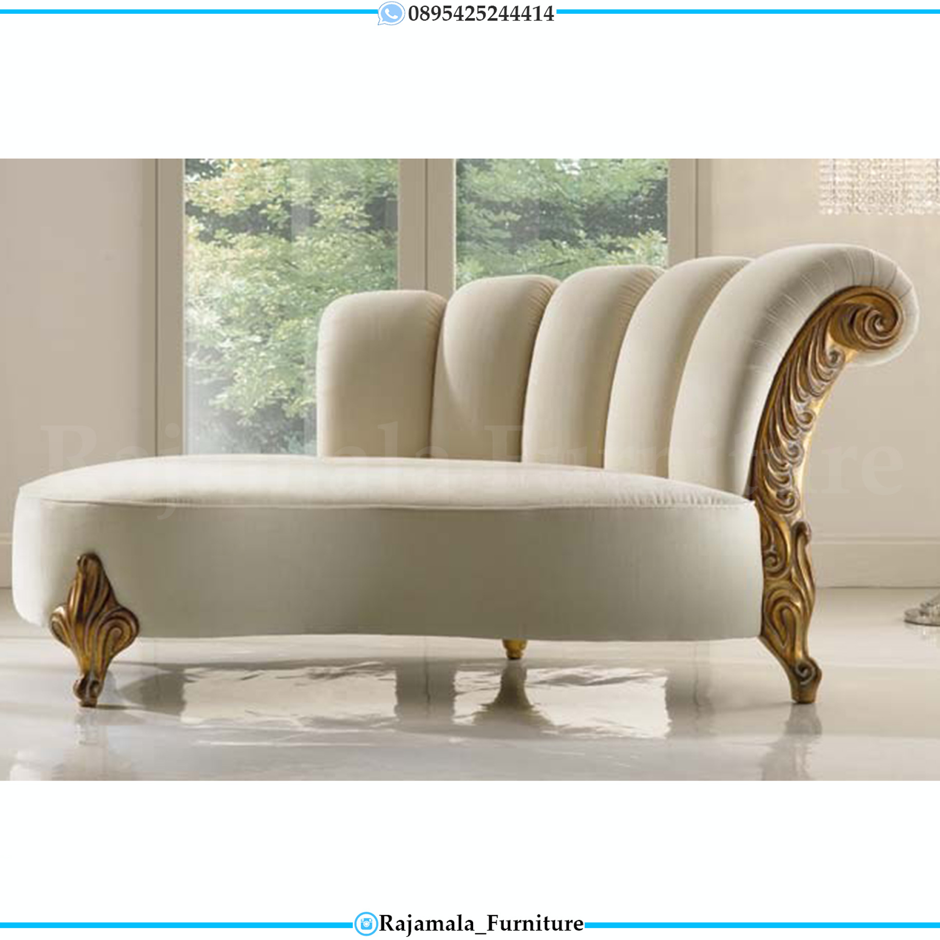 Desain Sofa Malas Mewah Beauty Looking Interior Design Inspiring RM-0028