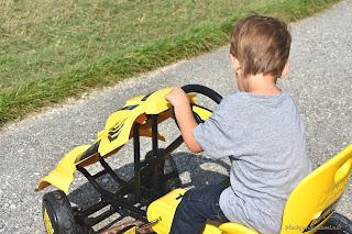 Go Kart fahren