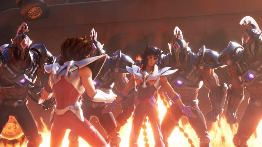 Saint Seiya: Knights of the Zodiac - อนิเมะชื่อดังยุค 80s สู่รูปแบบ 3D สร้างใหม่สุดงดงาม
