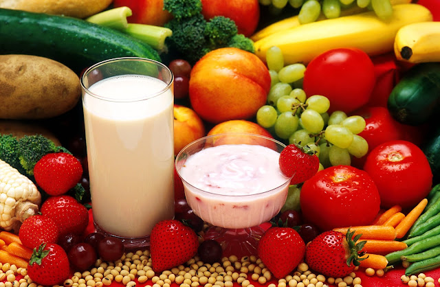 Healthy and High-Nutritious Foods