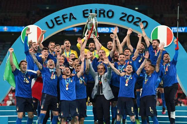 Europei 2020 - Azzurri Campioni d'Europa