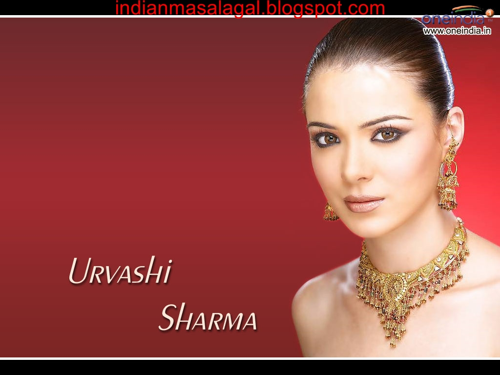 Urvashi Sharma Hot In Naqaab