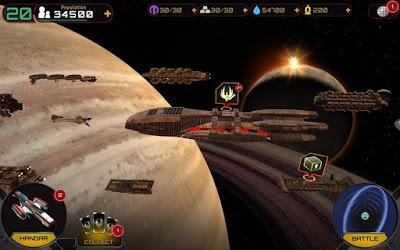 Battlestar Galactica Squadrons 1.0.29