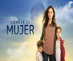 capítulo 47 - telenovela - coraje de mujer  - canal10