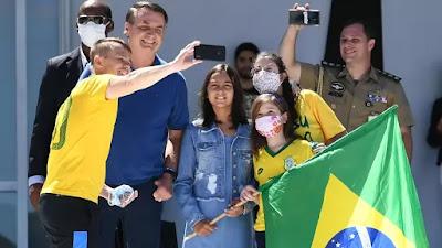 Brazil Bolsonaro Coronavirus
