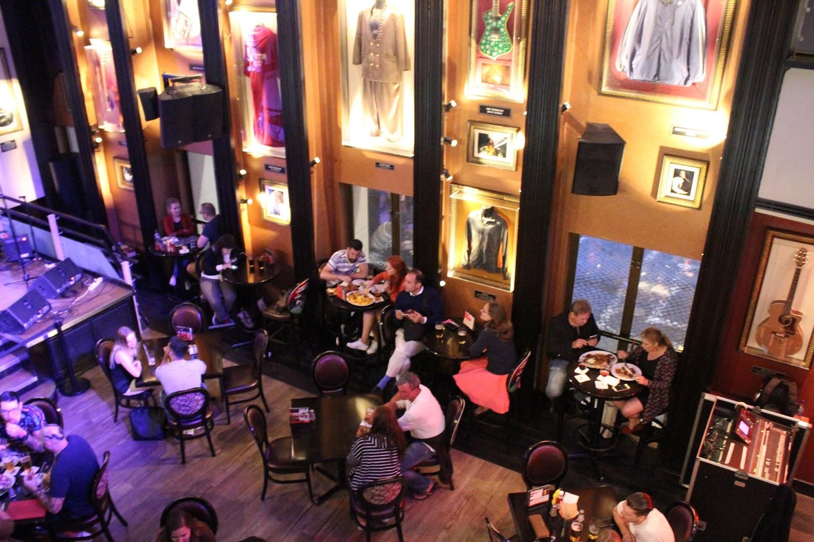 Hard Rock Café - nacionalidade portuguesa