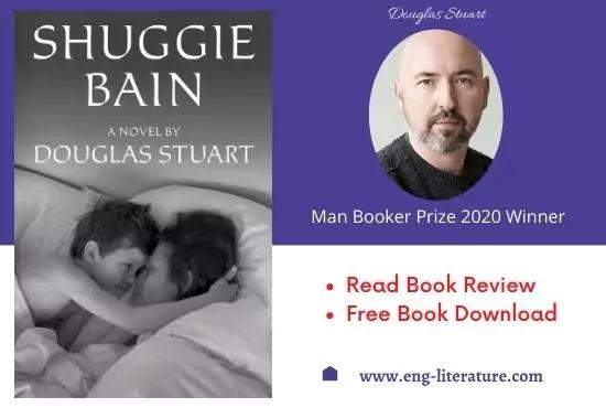 Free Download Shuggie Bain PDF Man Booker Prize 2020 Winning Novel, Read Book Review