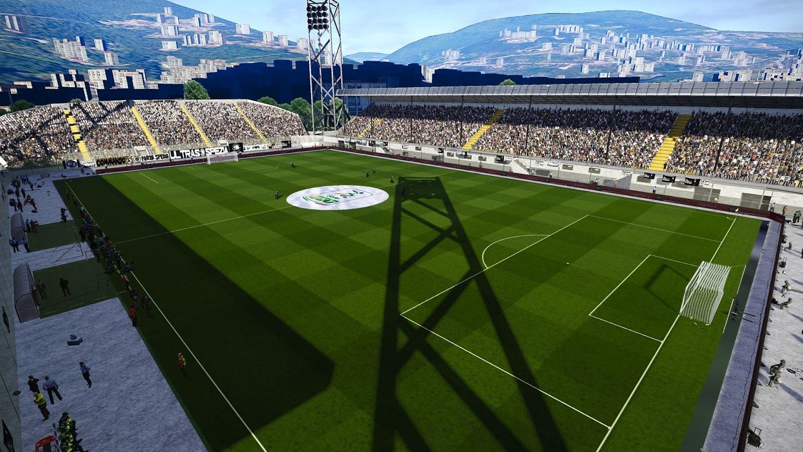 PES 2020 Stadium Alberto Picco ~ PESNewupdate.com | Free Download Latest  Pro Evolution Soccer Patch & Updates