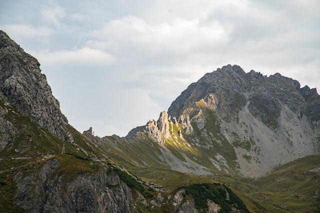 Schesaplana und Totalphütte  Bergtour im Brandertal 16