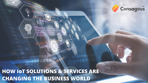 IoT solutions and services