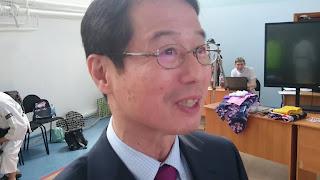 Кусакабэ Ёсукэ: интервью советника посольства Японии в России