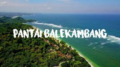 Rute Jalan Menuju Pantai Balekambang Malang Selatan