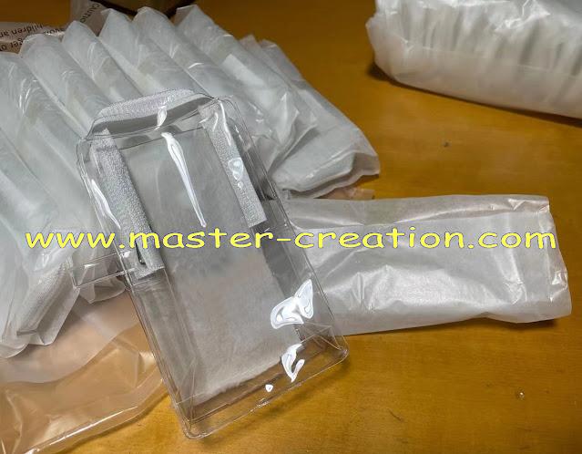 clear TPU bag