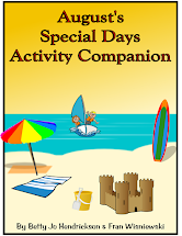 August Special Days Companion Resource Page