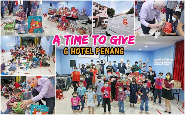 G Hotel Penang Charity A Time To Give Penang Hotel Penang Blogger Influencer