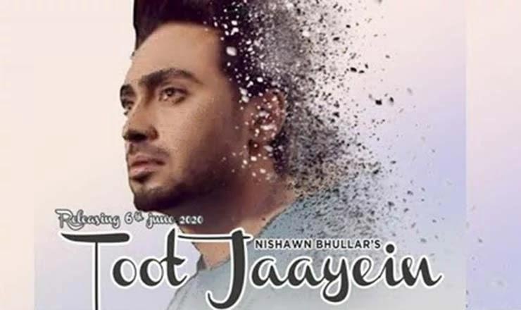 Toot Jaaeyein Lyrics Hindi & English (टूट जाएं) - Nishawn Bhullar - Nishawn Bhullar song Toot Jaaeyein - latest Punjabi song 2020,   Toot Jaayein sung by Nishawn Bhullar, lyrics is written by Kaushal Kishore music composed by Vishal Mishra.   Song: Toot Jaayein Lyrics  Singer: Nishawn Bhullar  Lyrics: Kaushal Kishore  Music: Vishal Mishra  Label: Click Records               Toot Jaaeyein - Nishawn Bhullar - Lyrics    Khwabon se keh do nazar mein na aayein  Vaadon ki tarah tere yeh bhi toot jaayein    Khwabon se keh do nazar mein na aayein  Vaadon ki tarah tere yeh bhi toot jaayein  Dard kab talak mera hoga humsafar  Jaata kyun nahi teri tarah chhod kar    Yaadon se keh do na yoon paas na aayein  Vaadon ki tarah tere yeh bhi toot jaayein    Toot'ta hai har ek dil  Tootna hi dil ki manzil hai  Saari dua, saari wafaa  Iss saazish main sab shaamil hai    Toot'ta hai har ek dil  Tootna hi dil ki manzil hai  Saari dua, saari wafaa  Iss saazish main sab shaamil hai    Ghairon ki baahon main milne lage ho  Ab to yeh bhi kubool mujhe  Bhool gaya jo tujhe ik pal mein  Tu bhi ja ab bhool use    Teri gali ab na kabhi  Aaunga main oh yaara    Bas dil se keh do darmiyaan na aaye  Vaadon ki tarah tere yeh bhi toot jaayein    Khwabon se keh do nazar mein na aayein  Vaadon ki tarah tere yeh bhi toot jaayein     Toot Jaaeyein - Nishawn Bhullar - Lyrics In Hindi    ख्वाबों से कह दो नज़र में ना आये  वादों की तरह तेरे ये भी टूट जाएं    ख्वाबों से कह दो नज़र में ना आये  वादों की तरह तेरे ये भी टूट जाएं  दर्द कब तलक मेरा होगा हमसफर  जाता क्यों नही तेरी तरह छोड़ कर    यादों से कह दो ना यूँ पास ना आये  वादों की तरह तेरे ये भी टूट जाएं    ना रा रा ना..    टूट ता है हर एक दिल  टूटना ही दिल कि मंज़िल है  सारी दुआ सारी वफ़ा  इस साज़िस मैं सब शामिल है    टूट ता है हर एक दिल  टूटना ही दिल कि मंज़िल है  सारी दुआ सारी वफ़ा  इस साज़िस मैं सब शामिल है    ग़ैरों की बाहों मैं मिलने लगी हो  अब तो ये भी क़ुबूल मुझे  भूल गए जो तुझे एक पल में  तू भी जा अब भूल उसे    तेरी गली अब ना कभी आऊंगा मैं ओह यारा  बस