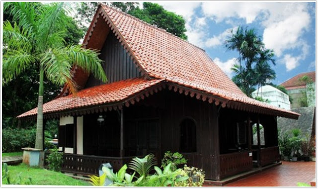 Anjungan DKI di TMII;Destinasi Wisata Jakarta