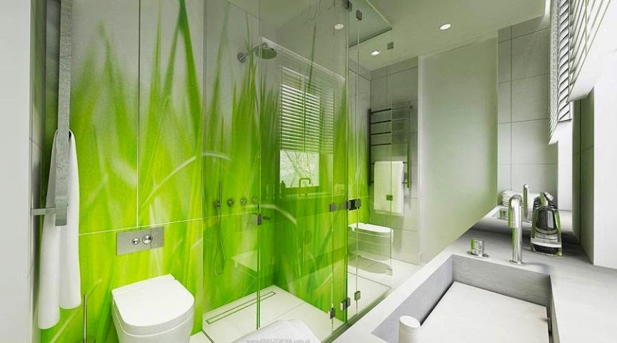 amazing wall painting ideas bathroom