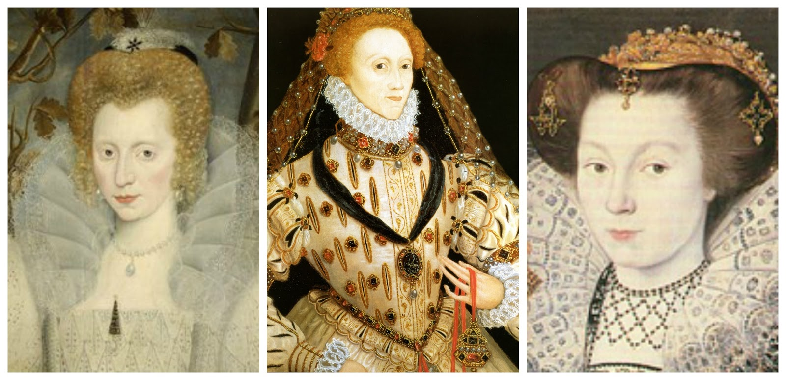 the use of padding in the elizabethan era | redheads and royalty