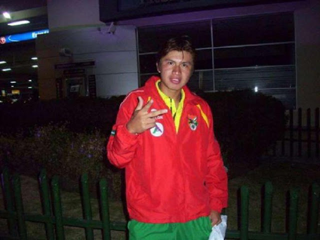 Jogador boliviano