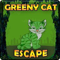 Greeny Cat Escape
