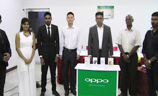 OPPO launches in Jaffna