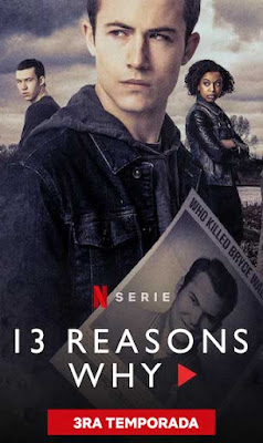13 Reasons Why (TV Series) (S3) |2019| |DVD| |NTSC|  |Custom| |Latino|
