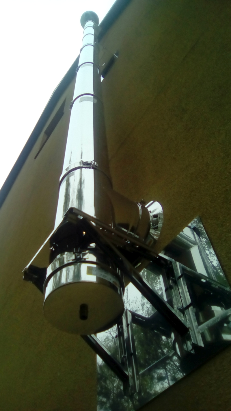 Bardzo dobryFantastyczny Kominy i wkłady kominowe - sprzedaż montaż i serwis AG33