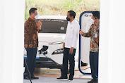 Presiden Jokowi Inginkan Indonesia Keluar dari Jebakan Pengekspor Bahan Mentah