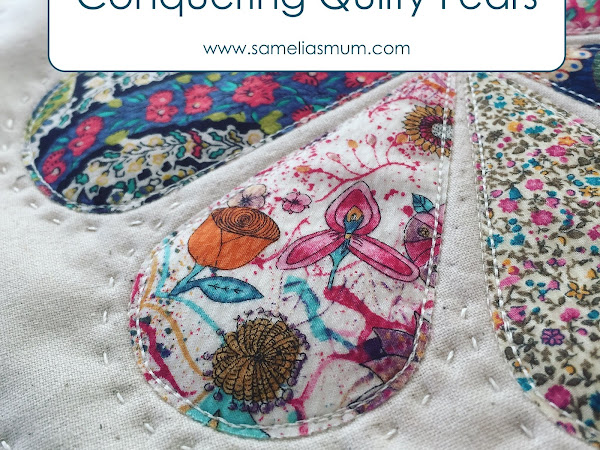 Conquering Quilty Fears - Curves