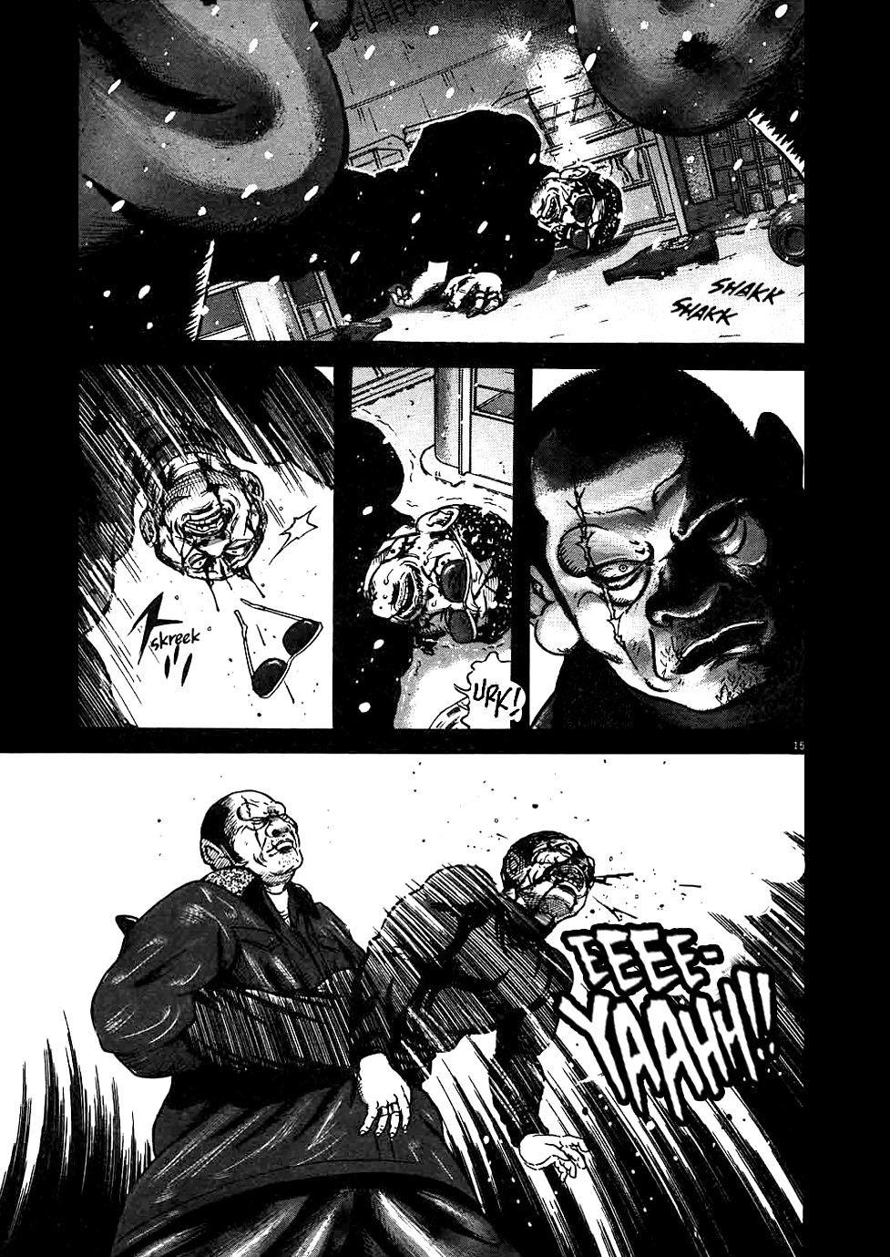 Oyaji chap 13 trang 15