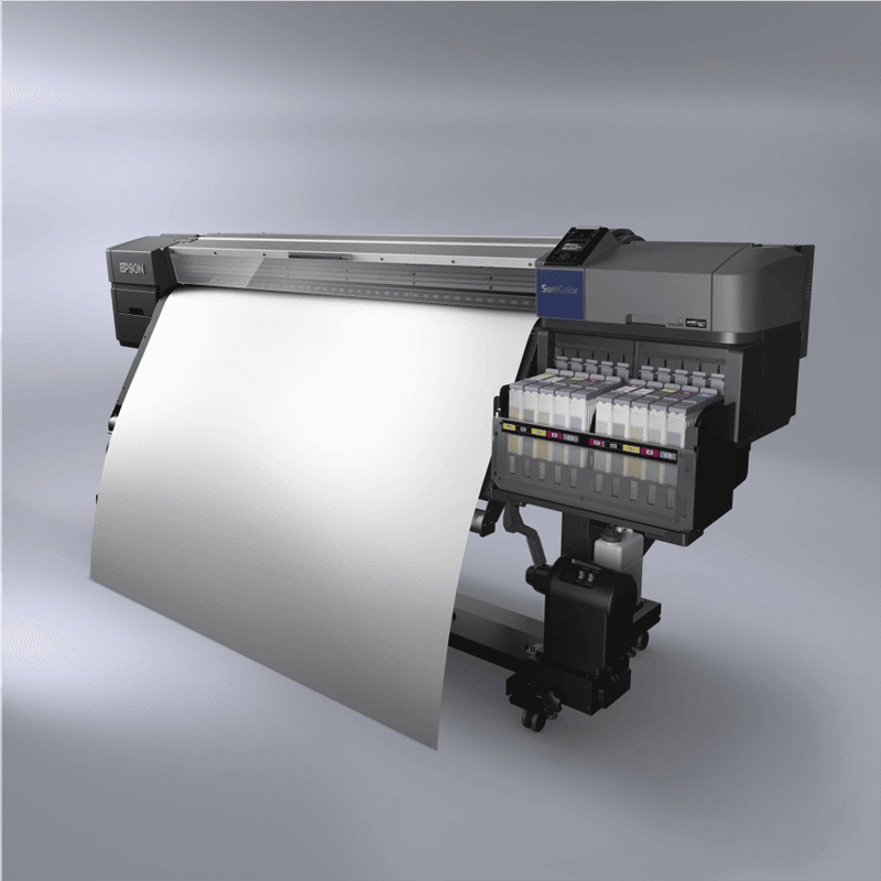 Epson PH introduces new and improved dye-sublimation printers for textiles