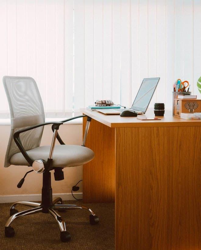 escritório em casa decoração