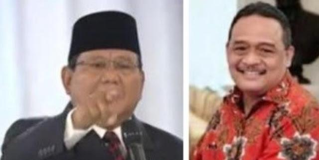 Surat Terbuka Benny Rhamdani Usai Dimarahi Prabowo Saat Debat Capres Ke-4, Isinya Bikin Kaget