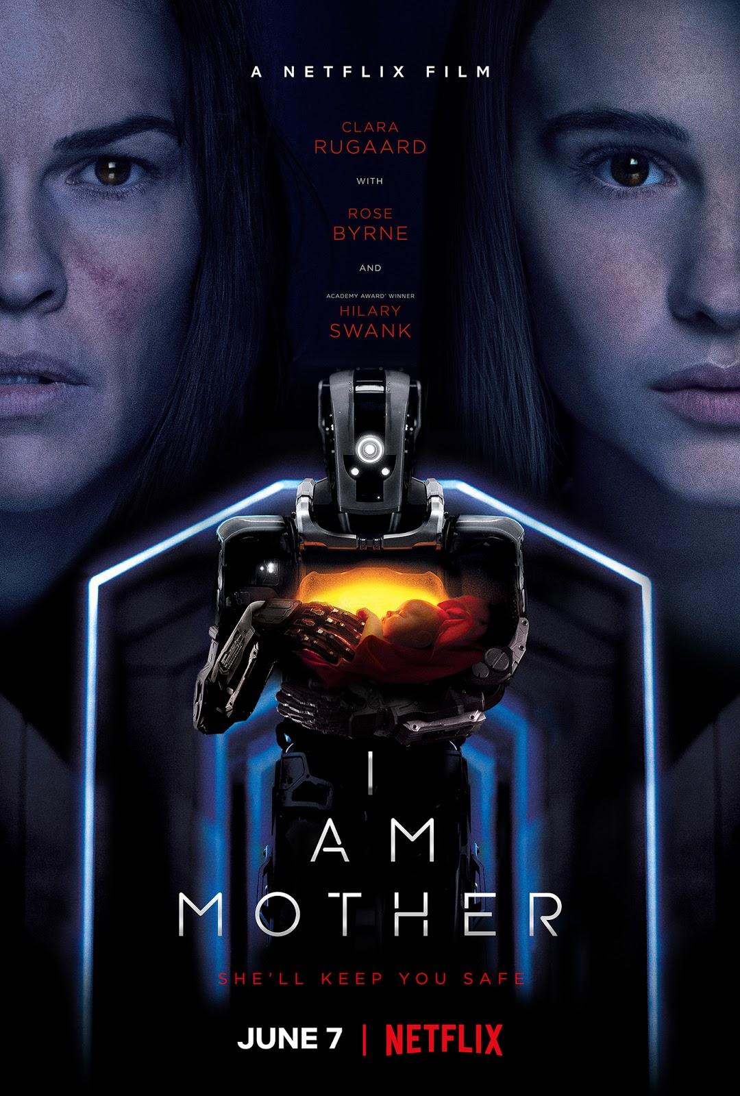 I Am Mother (2019) มารดา…เสริมใยเหล็ก (ซับไทย)