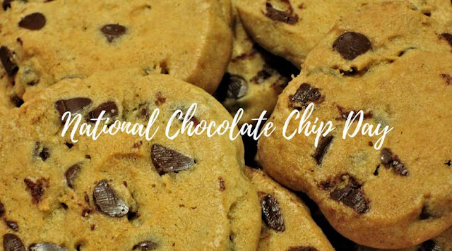 National Chocolate Chip Day Wishes Images download