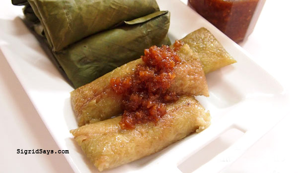 Quan Delicacies - Bacolod restaurant - suman latik - best desserts in Bacolod - Bacolod desserts - Bacolod cafes - Bacolod restaurants - Bacolod bloggerbest desserts in Bacolod - Bacolod desserts - Bacolod cafes - Bacolod restaurants - Bacolod blogger
