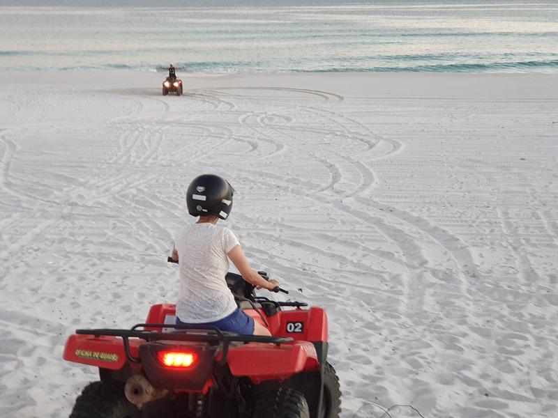 Arraial do Cabo passeio de Quadriciclo ou buggy