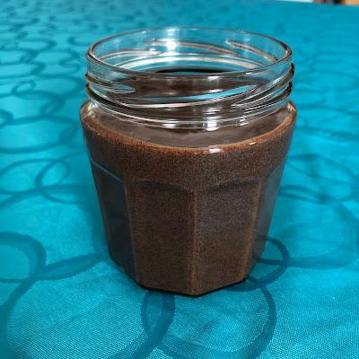Pâte à tartiner maison à la noisette et au cacao façon Nut'Alsace