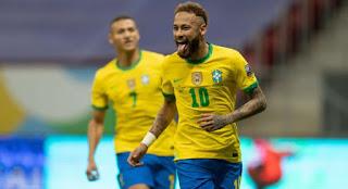 Brasil vence a Venezuela com facilidade em estreia na Copa América