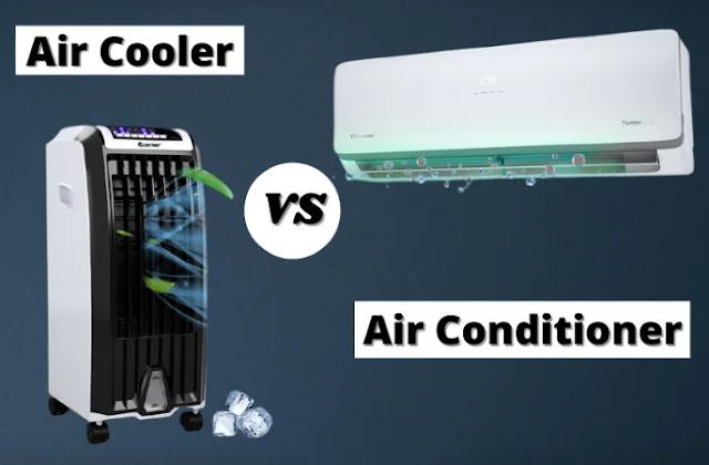 Air Cooler VS Air Conditioner