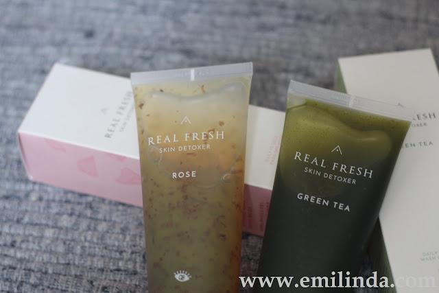 Althea Real Fresh Skin Detoxer – Segarkan Muka Dalam 10 Saat.