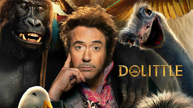 Dolittle (2020) HDRip 1080p Latino-Ingles
