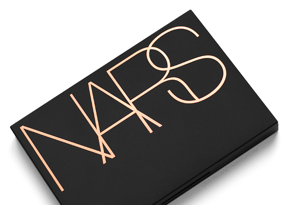 Nars Skin Deep Eye Palette Eyeshadow Packaging