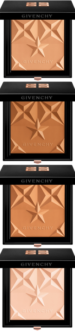 Givenchy Les Saisons Healthy Glow Bronzing Powders (sold separately)